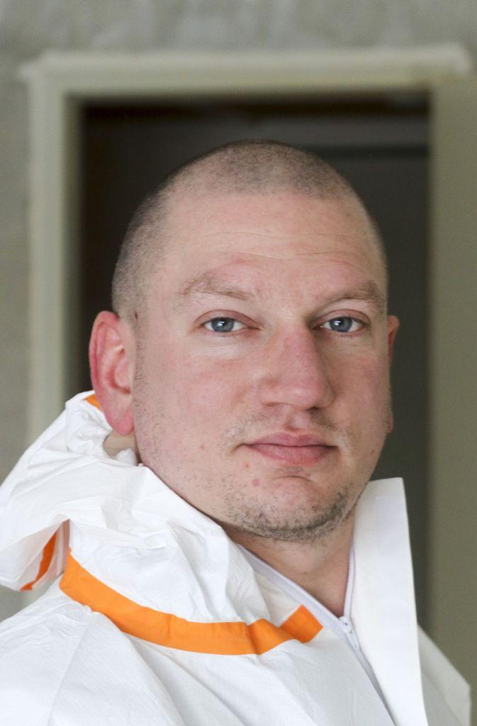 Stefan Marquart ist 32 Jahre alt, seine Firma RVL Süd sitzt in Herrenberg-Kayh. Foto: factum/Granville