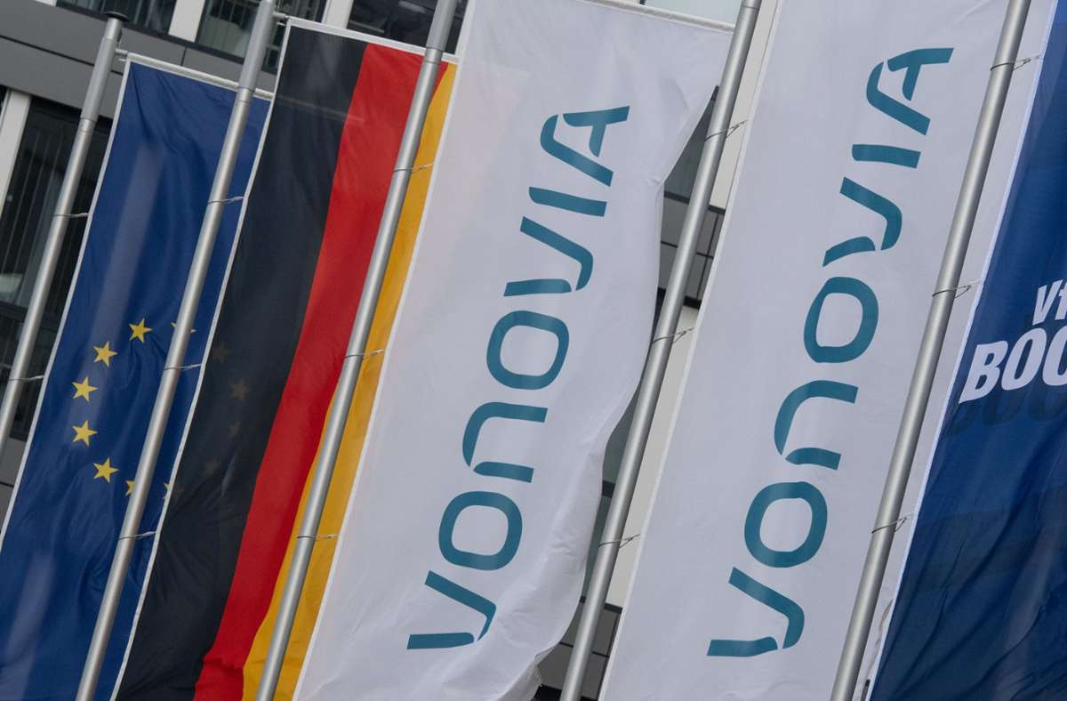 Vonovia bietet im neuen Anlauf 53 Euro für jede Aktie (Symbolbild). Foto: dpa/Bernd Thissen