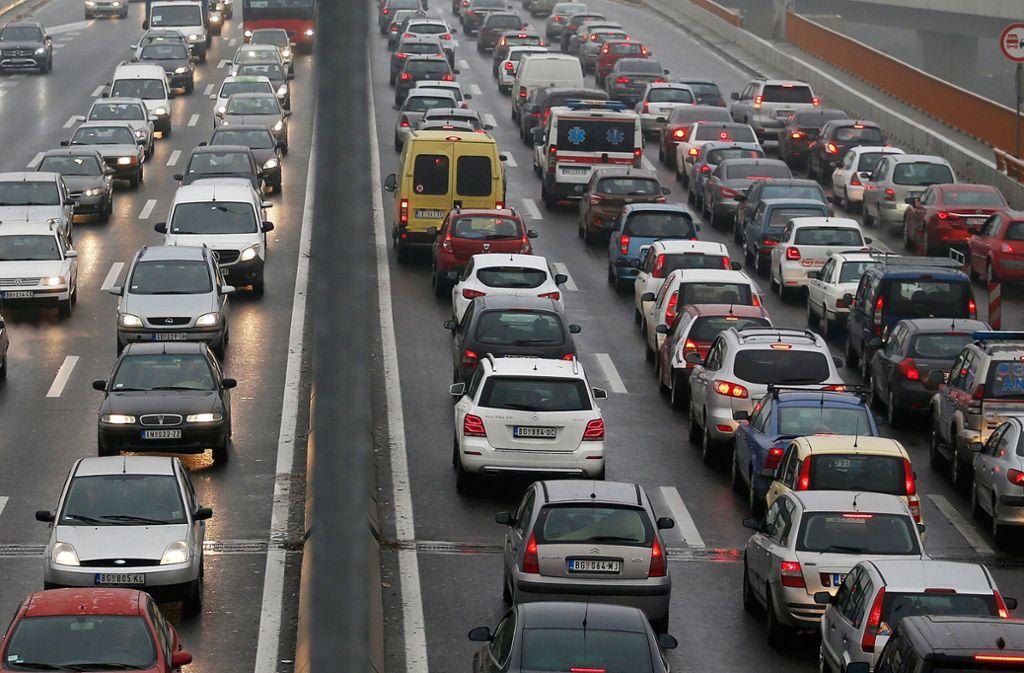 In Deutschland wurden seit Jahresbeginn 1,5 Millionen Autos neu zugelassen. Foto: dpa