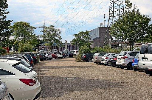Größter Pendler-Parkplatz in der Region