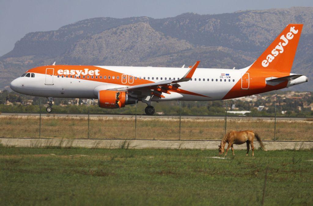Das Flugpersonal in Spanien streikt. Foto: dpa