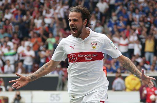 So liefen die Duelle des VfB gegen den Hamburger SV