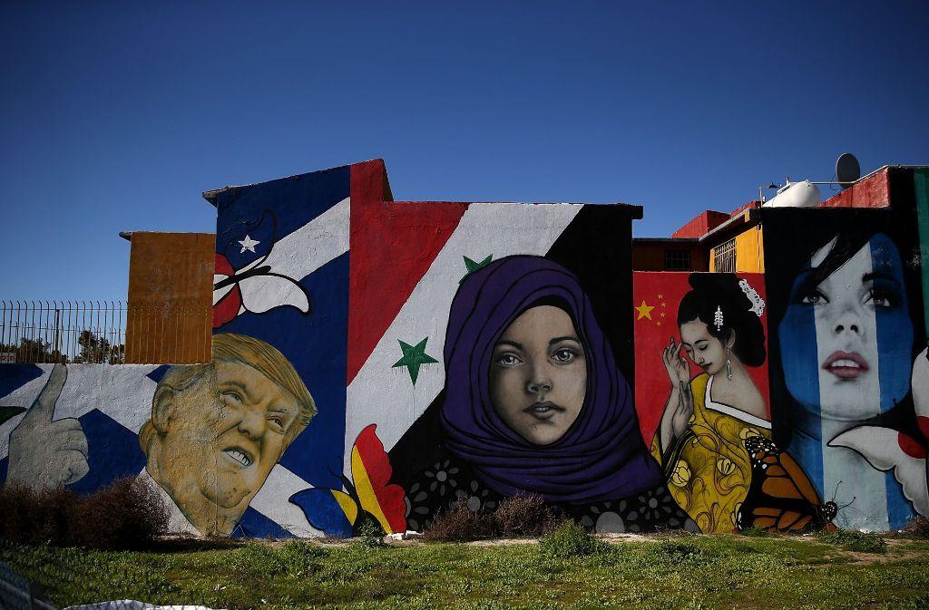 Macht sich nicht nur Freunde: Der neue US-Präsident Donald Trump. Foto: Getty Images South America