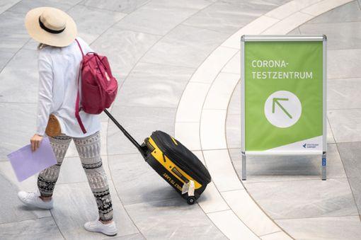 Testpflicht für Rückkehrer aus Risikogebieten kommt diese Woche