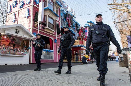 Polizei vereitelt möglicherweise Terroranschlag