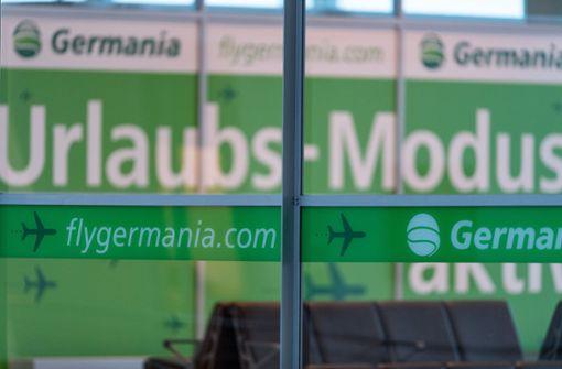 Insolvenz trifft den Bodensee-Airport schwer
