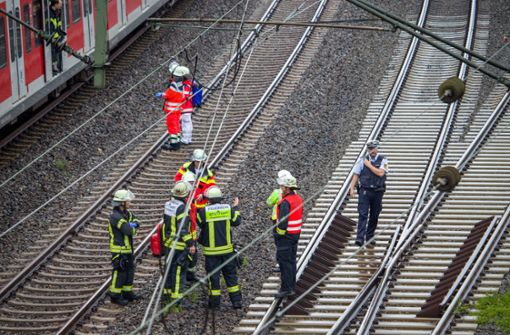 Bahnhof nach tödlichem Zwischenfall wieder frei