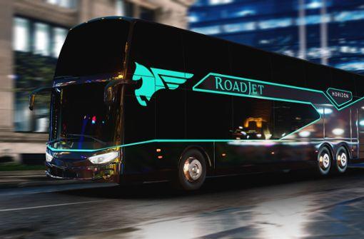 Premium Fernbus zum Preis zweiter Klasse