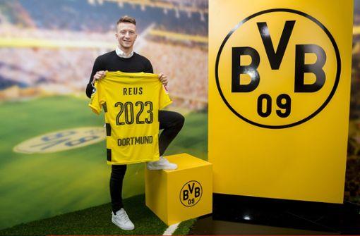 Nationalspieler verlängert Vertrag bis 2023