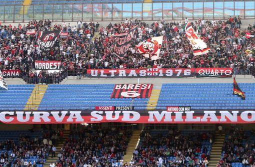 AC Mailand vom Europacup ausgeschlossen