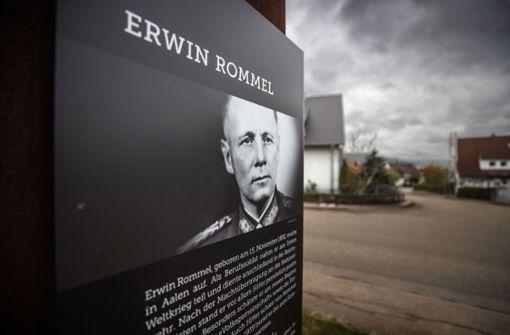 Rommel-Gedenken soll Schule machen