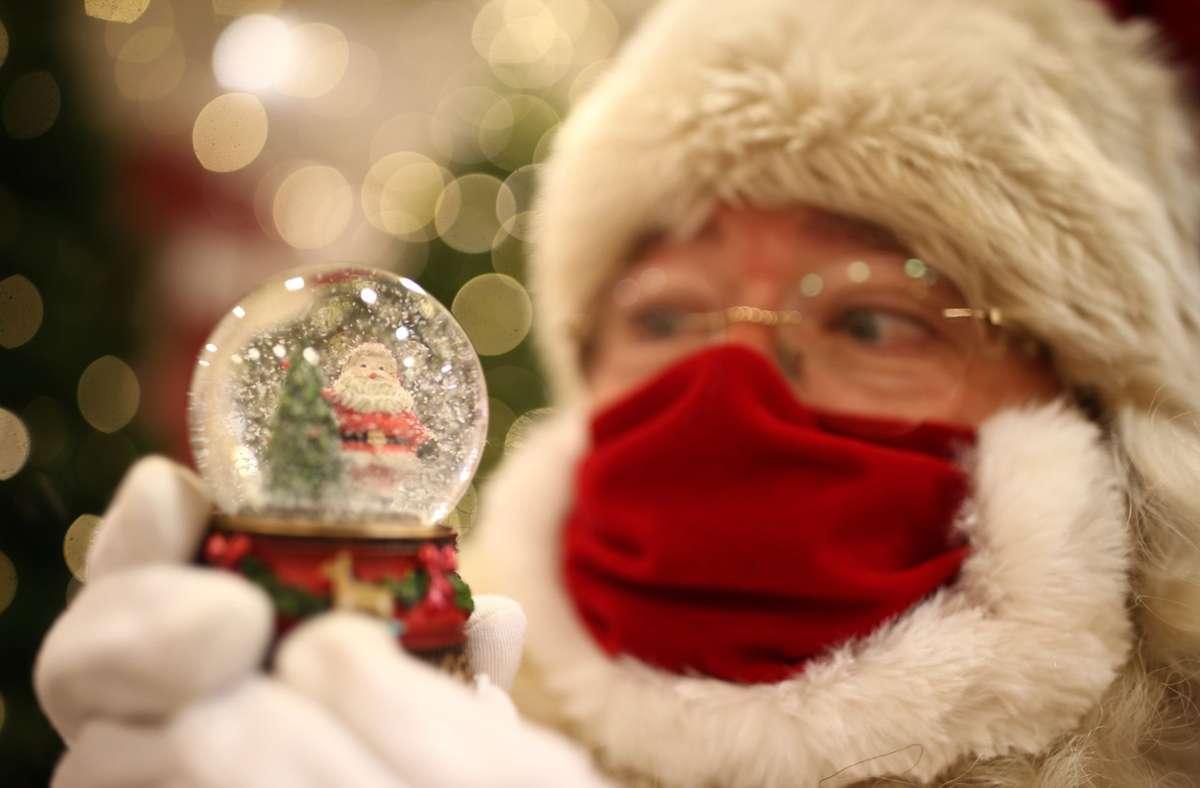 Das Weihnachtsfest hat für die meisten Deutschen einen hohen Stellenwert als Familienfest. Foto: dpa/Yui Mok