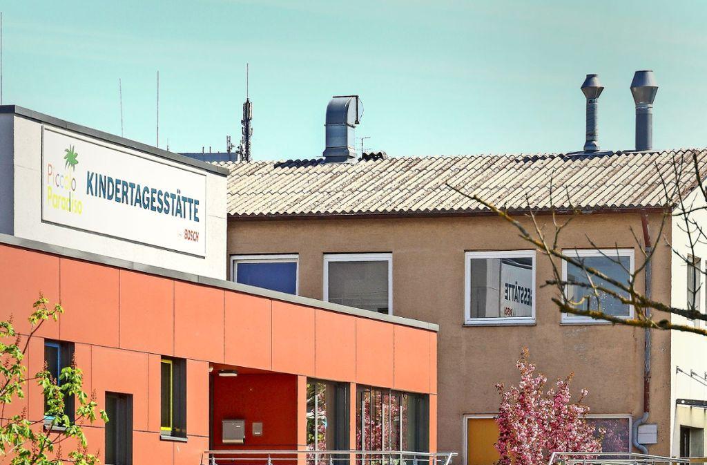Der Betrieb in der Kita geht weiter, der Beschuldigte sitzt in U-Haft. Foto: factum/Granville