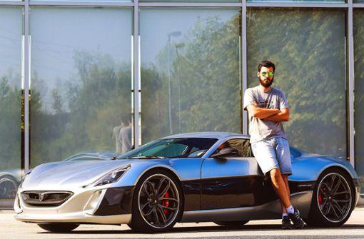 Porsche und Rimac machen Bugatti flott