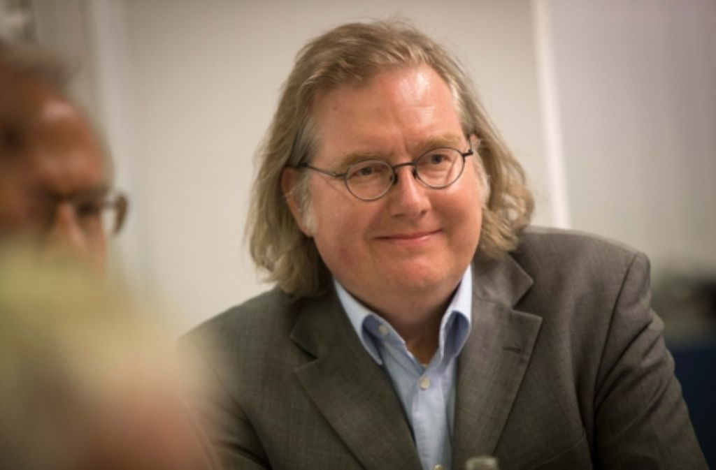 Peter Pätzold möchte gern neuer Stuttgarter Baubürgermeister werden. Aber SPD und CDU lassen ihn noch zappeln. Foto: Michael Steinert