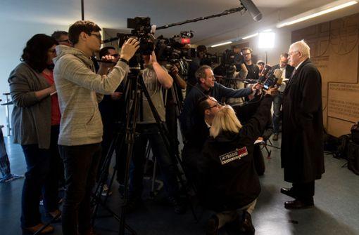 Medien: Verteidiger geht gegen Urteil vor