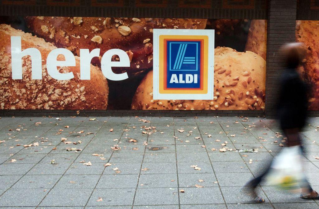 """Aldi wurde von Peta als """"veganfreundlichster Supermarkt"""" ausgezeichnet Foto: dpa/Will Oliver"""