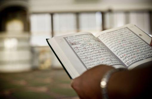 Einwohneranteil von  Muslimen in Stuttgart gestiegen