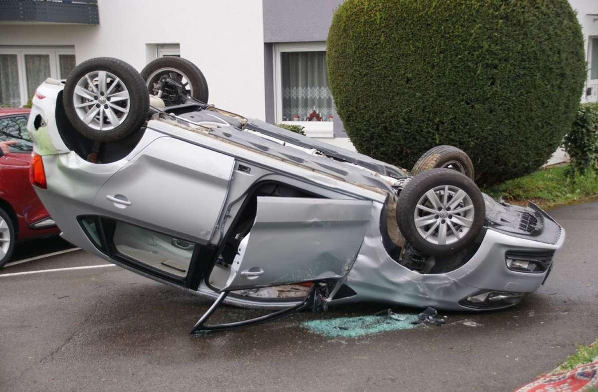 Die Polizei schätzt den Schaden auf etwa  27.500 Euro. Foto: SDMG / Boehmler