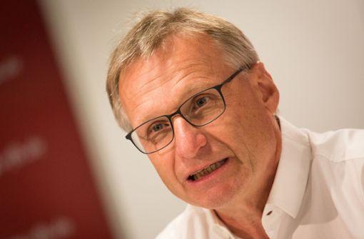 VfB-Sportchef Reschke sieht die Bundesliga im Vorteil