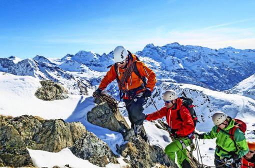 Die Alpen: Und ewig lockt das Risiko