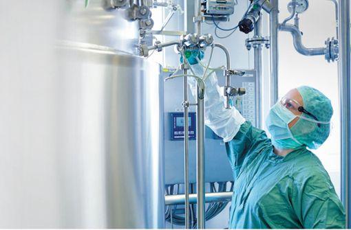 Laupheimer Biopharma-Firma produziert für Biontech und Curevac