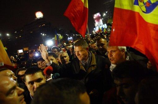 Iohannis soll politische Wende bringen