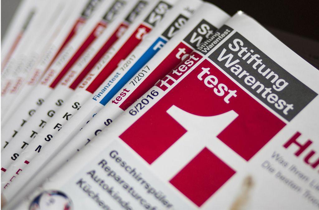 Stiftung Warentest hat 24 Apfelschorlen getestet. (Symbolbild) Foto: dpa