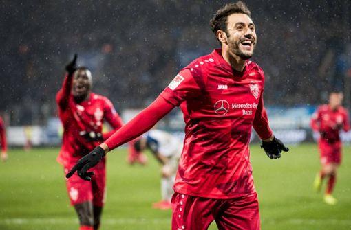 Joker Hamadi  Al Ghaddioui schießt VfB zum Auswärtssieg