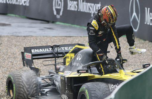 Die Renault-Fahrer und ihre Pechsträhne