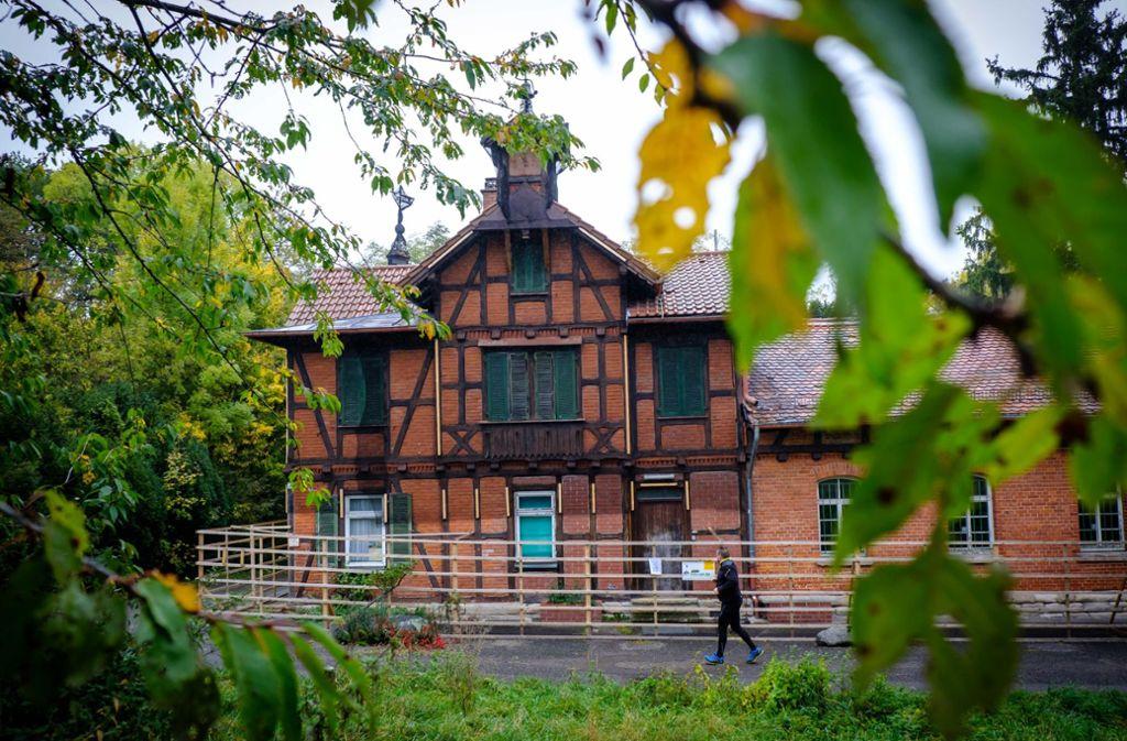 Aus dem Garnisonsschützenhaus soll ein öffentlicher Ort werden. Foto: Lichtgut/Achim Zweygarth