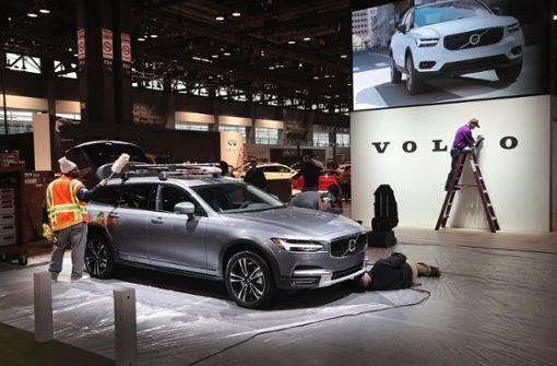 Autobauer will Tote und Schwerverletzte verringern