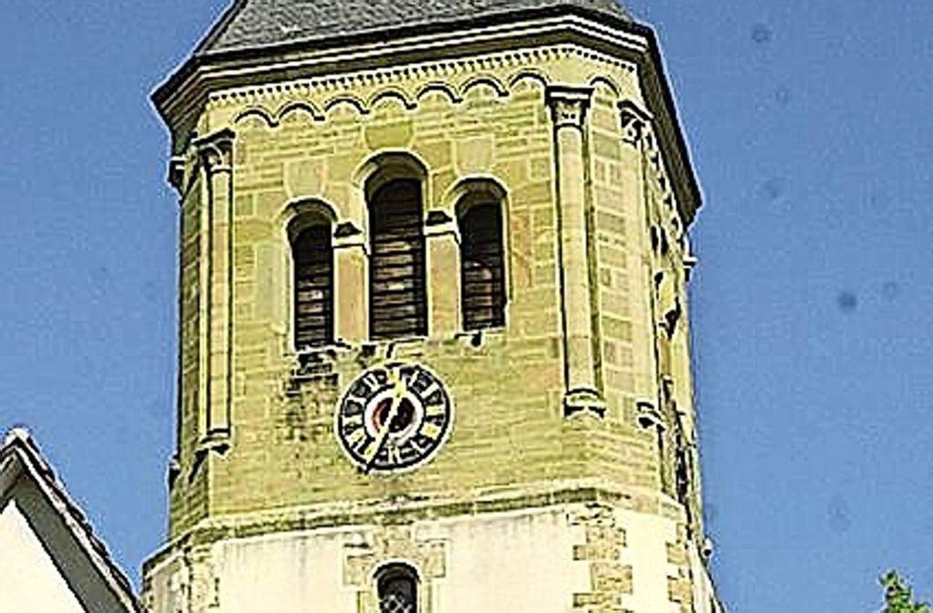 Der Turm muss saniert werden. Foto: Archiv