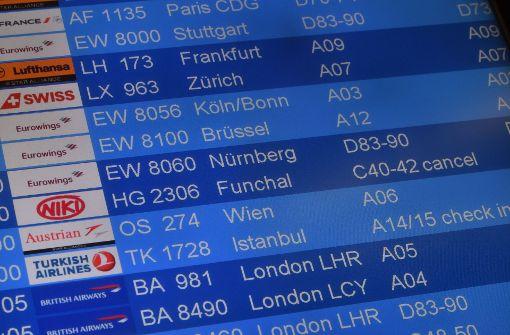 Österreich holt tausende Passagiere zurück