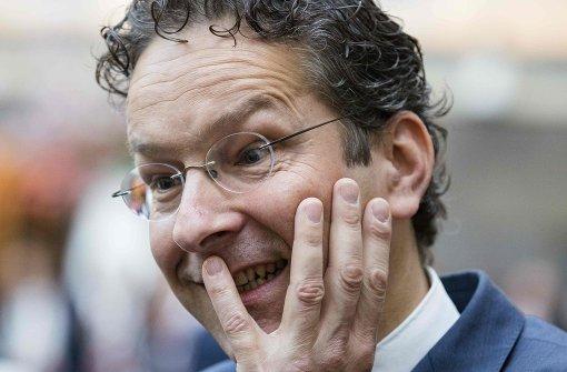 Sondertreffen der Euro-Finanzminister einberufen