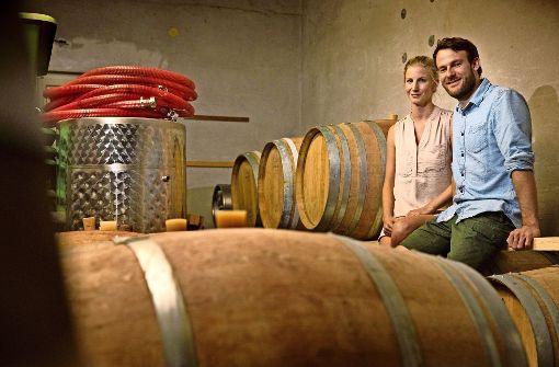 Keine Schnapsidee: der Traum vom eigenen Wein