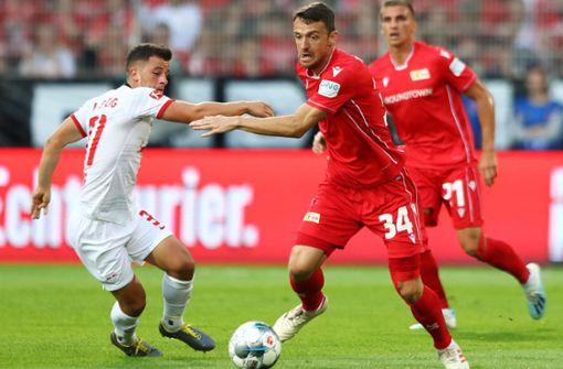 Darum stand der ehemalige VfB-Spieler nicht im Union-Kader