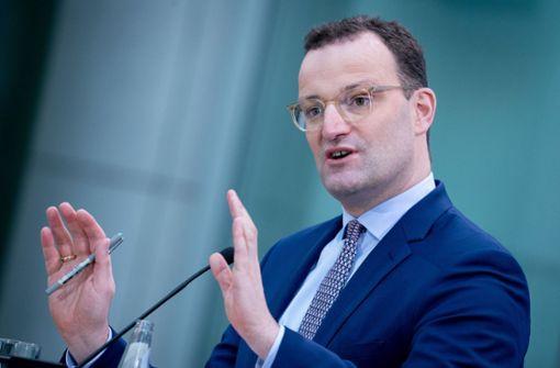 Jens Spahn beantwortet Fragenkatalog der SPD
