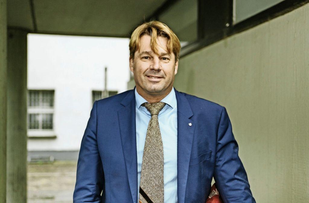 Für Ex-FDP-Fraktionschef Bernd Klingler könnte es eng werden. Foto: Lichtgut/Verena Ecker
