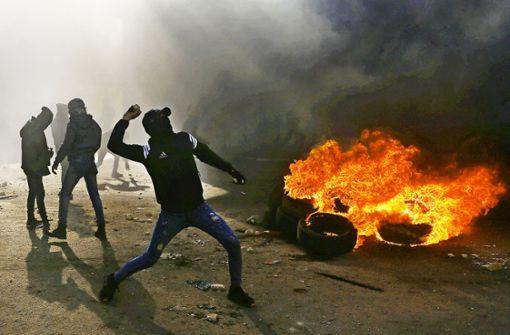 Israel mit muss der Annexion von Siedlungen erst mal warten