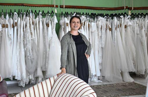 Bei Kleid über Kopf bekommen Brautkleider eine zweite Chance