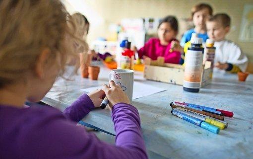 Die Weichen für Ganztagsgrundschulen werden gestellt