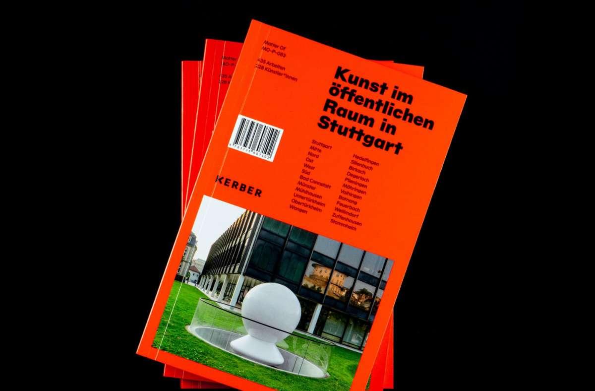 Stuttgart hat sehr viel Kunst im öffentlichen Raum. Jetzt gibt es endlich ein umfassendes Buch dazu, das allerhand spannende Anekdoten bereithält.  Foto: Mater Off