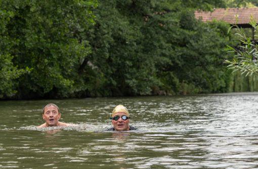 Schwimmer müssen sich weiter gedulden