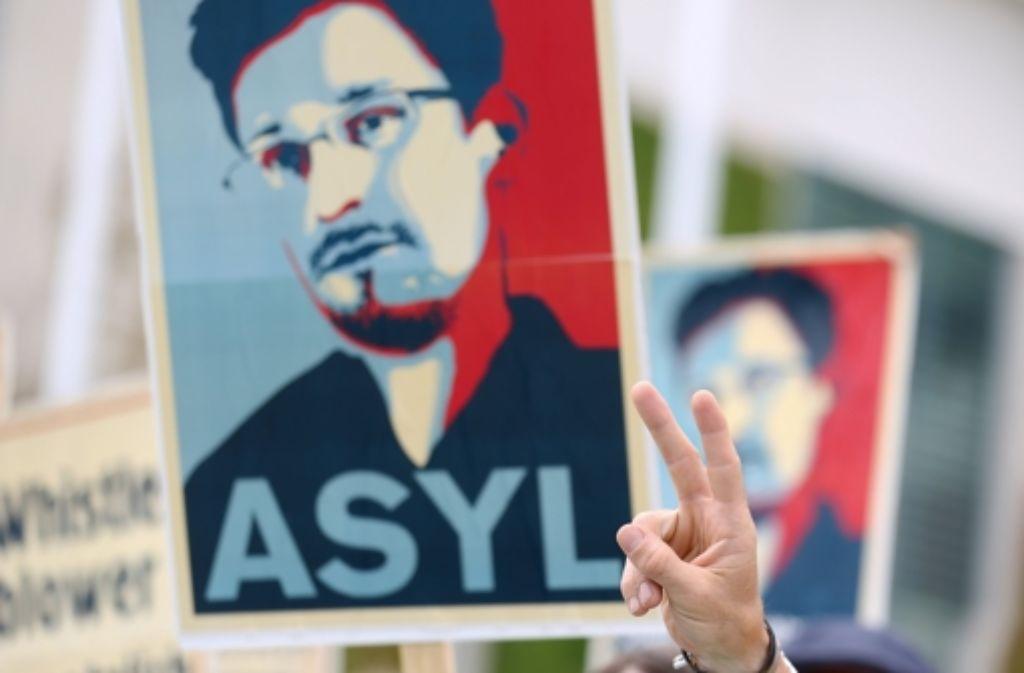 Edward Snowden kann möglicherweise in Venezuela oder Nicaragua unterkommen. Und auch Bolivien steht bereit. Foto: dpa