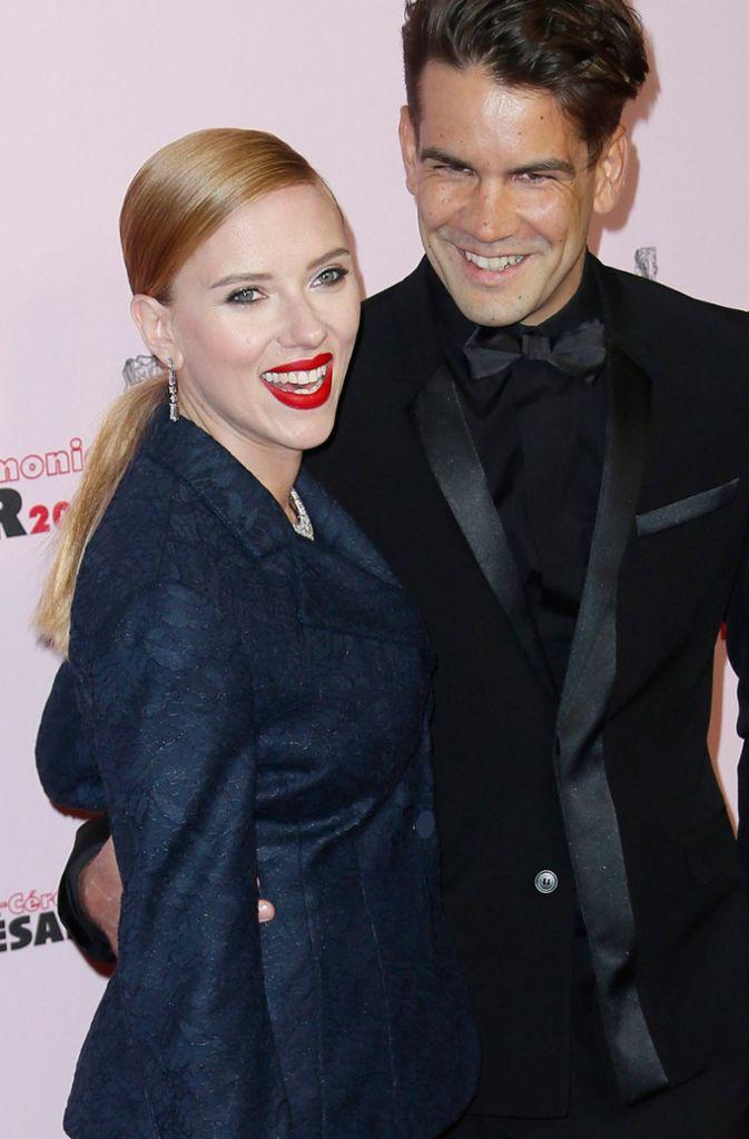 Seit August 2013 war Scarlett Johansson mit dem französischen Journalisten Romain Dauriac verlobt. Das Paar hat eine Tochter, Rose, die im September 2014 geboren wurde. Kurz nach der Geburt der Tochter heiratete das Paar, trennte sich aber nach rund zwei Jahren wieder. Danach folgte ein Sorgerechtsstreit. Seit September 2017 sind Johansson und Dauriac geschieden. Foto: dpa