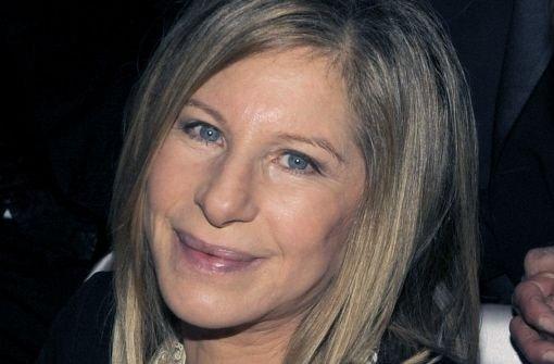 Barbra Streisand bringt neues Album raus