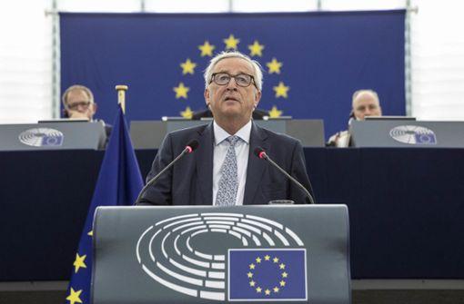 EU soll Platz auf Weltbühne einnehmen
