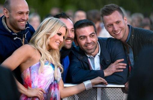 Malmö stimmt sich auf den Eurovision Song Contest ein