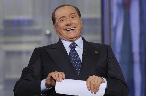 Berlusconi entdeckt Instagram